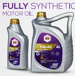Perennial Engine Oil Fully Synthetic 5W40 4L